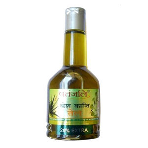 Patanjali Kesh Kanti Hair Oil-120ml (Pack of 2)