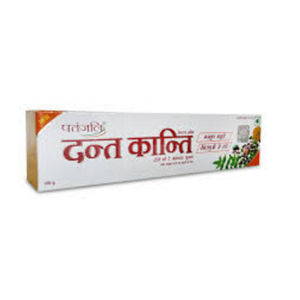 Patanjali Dant Kanti Dental Cream (Regular) - 25 gm