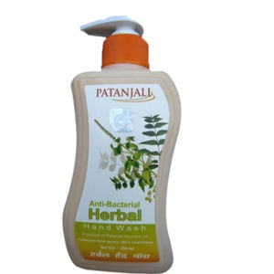 Patanjali 250 ml Herbal Hand Wash