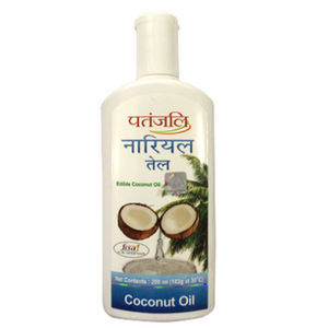 Patanjali Coconut Hair Oil - 200 ml