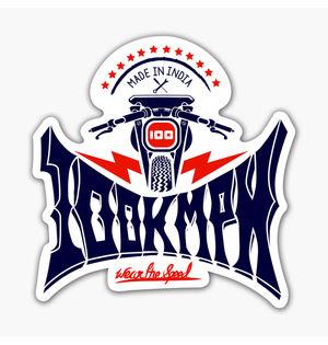 100kmph Classic | Sticker
