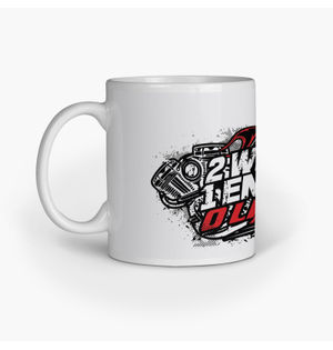 2Wheels 1Engine 0Limits | Coffee Mug