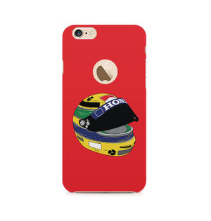 CHAMPIONS HELMET - Apple iPhone 6/6s with hole   Mobile Cover