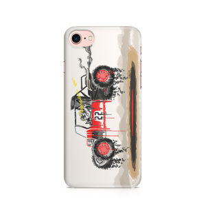 Red Sander - Apple iPhone 7 | Mobile Cover