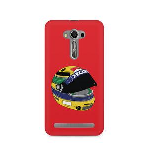 CHAMPIONS HELMET - Asus Zenfone 2 Laser ZE550KL   Mobile Cover