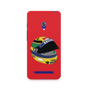 CHAMPIONS HELMET - Asus Zenfone Go | Mobile Cover
