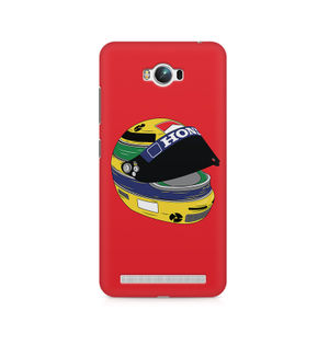 CHAMPIONS HELMET - Asus Zenfone Max   Mobile Cover