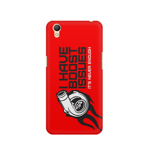 Boost Issues - Oppo A37