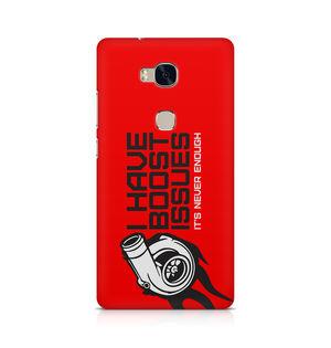Boost Issues - Huawei Honor 5X