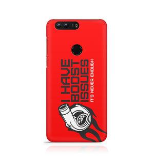 Boost Issues - Huawei Honor 8