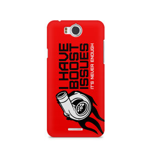 BOOST ISSUE - InFocus M530 | Mobile Cover