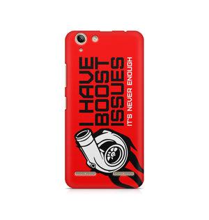 BOOST ISSUE - Lenovo K5 Plus   Mobile Cover