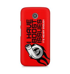 BOOST ISSUE - Motorola Moto E | Mobile Cover