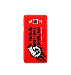 BOOST ISSUE - Samsung Galaxy E7 | Mobile Cover