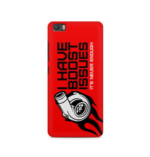BOOST ISSUE - Xiaomi Redmi 5   Mobile Cover