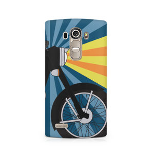 BULLET - LG G4 | Mobile Cover