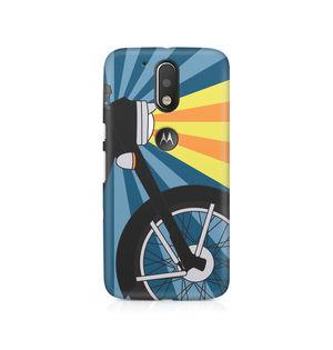 BULLET - Moto G4/G4 Plus | Mobile Cover