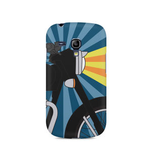 BULLET - Samsung S3 Mini 8190 | Mobile Cover