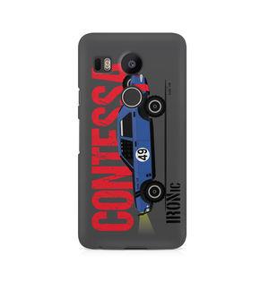 CONTESSA - LG Nexus 5X | Mobile Cover