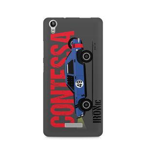 CONTESSA - Lava Pixel V1 | Mobile Cover