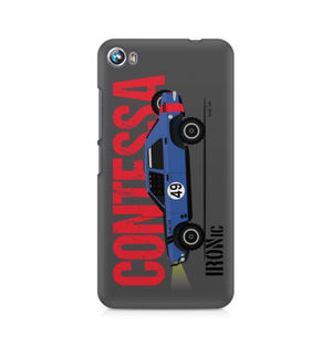 CONTESSA - Micromax Canvas Fire 4 A107 | Mobile Cover
