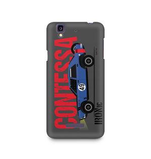 CONTESSA - Micromax YU Yureka A05510 | Mobile Cover