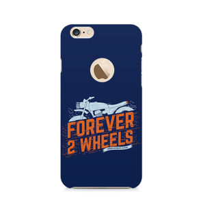 Forever 2 Wheels - Apple iPhone 6/6s with hole