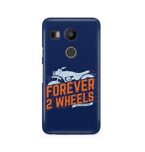 Forever 2 Wheels - LG Nexus 5X