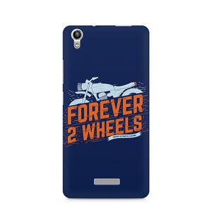 Forever 2 Wheels - Lava Pixel V1
