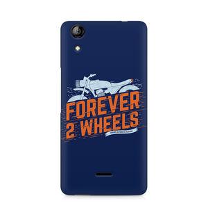 Forever 2 Wheels - Micromax Canvas Selfie 2 Q340