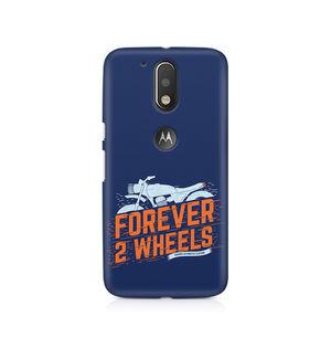 Forever 2 Wheels - Moto G4/G4 Plus