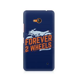 Forever 2 Wheels - Nokia Lumia 640