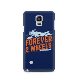 Forever 2 Wheels - Samsung Note 4 N9108