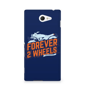 Forever 2 Wheels - Sony Xperia M2 S50h