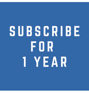 FAST BIKES INDIA - 1 Year Subscription