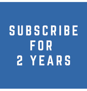FAST BIKES INDIA - 2 Years Subscription