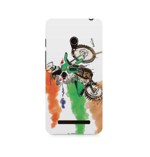 FASTEST INDIAN - Asus Zenfone Go | Mobile Cover
