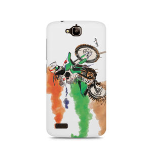 FASTEST INDIAN - Huawei Honor Holly | Mobile Cover