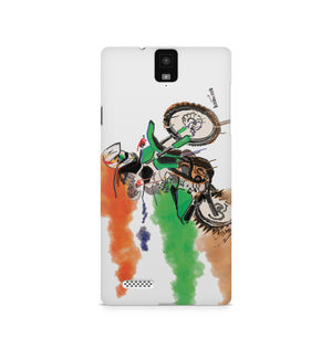 FASTEST INDIAN - InFocus M330 | Mobile Cover