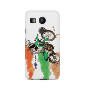 FASTEST INDIAN - LG Nexus 5X | Mobile Cover