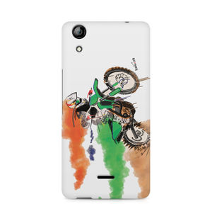 FASTEST INDIAN - Micromax Canvas Selfie 2 Q340 | Mobile Cover