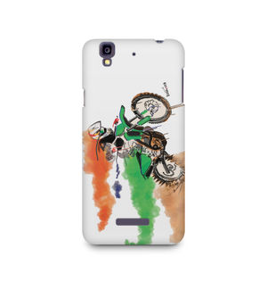 FASTEST INDIAN - Micromax YU Yureka A05510 | Mobile Cover