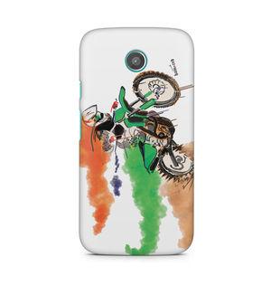 FASTEST INDIAN - Moto E | Mobile Cover