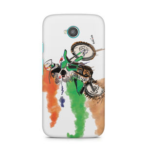 FASTEST INDIAN - Moto E2 | Mobile Cover