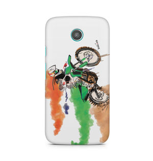 FASTEST INDIAN - Moto G2   Mobile Cover