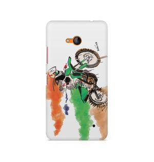 FASTEST INDIAN - Nokia Lumia 640 | Mobile Cover