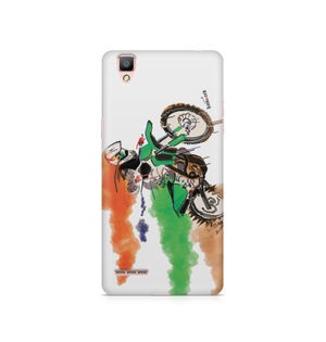 FASTEST INDIAN - Oppo F1 | Mobile Cover