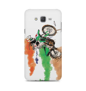 FASTEST INDIAN - Samsung J2 | Mobile Cover