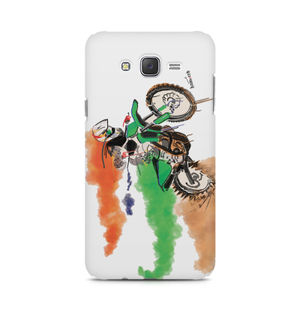 FASTEST INDIAN - Samsung J3 | Mobile Cover