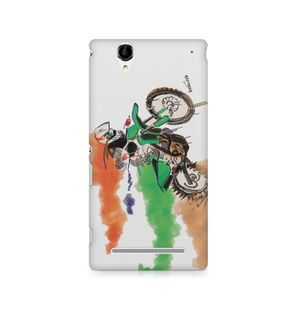 FASTEST INDIAN - Sony Xperia T2 | Mobile Cover